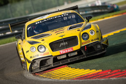 #9 Bentley Team ABT Bentley Continental GT3: Nico Verdonck, Christer Jöns, Jordan Lee Pepper