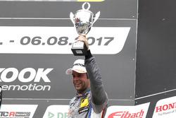 Podium: 3. Niels Langeveld, Racing One, Audi RS3 LMS