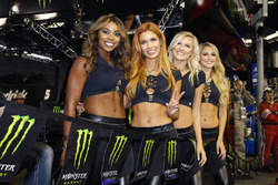 Grid girls Monster