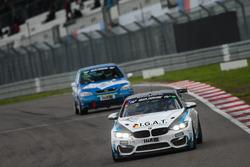 Iain Wright', Thorsten Drewes, Dirk Adorf, Ricky Collard, BMW M4 GT4