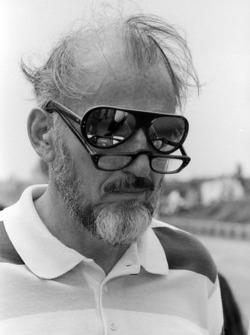 Don Nichols, proprietario del Team Shadow