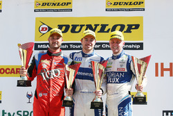 Podium: 1. James Cole, Team BMR Subaru Levorg; 2. Ashley Sutton, Team BMR Subaru Levorg; 3. Jack Goff, Team IHG Rewards Club
