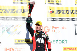 2. Adam Morgan, Ciceley Motorsport Mercedes Benz A-Class