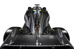Presentación del nuevo auto de la FIA Fórmula 2