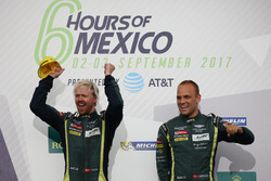 1. GTE-Pro: #95 Aston Martin Racing Aston Martin Vantage: Nicki Thiim, Marco Sorensen