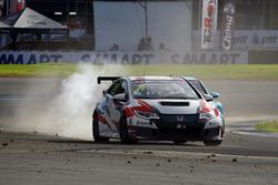 Норберт Міхеліс, M1RA, Honda Civic TCR
