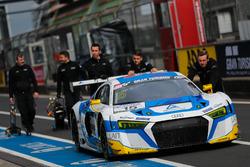 Frank Stippler, Nikolaj Madsen, Phoenix Racing, Audi R8 LMS