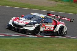 #16 Team Mugen Honda NSX-GT: Хідекі Мутох, Дайсуке Накадзіма, Дженсон Баттон
