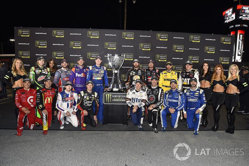 NASCAR-Playoffs 2017