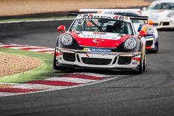 Porsche Carrera Cup Fransa: Magny-Cours