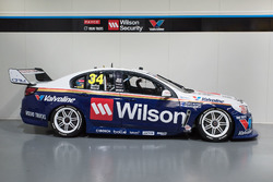 Garry Rogers Motorsport retro livery