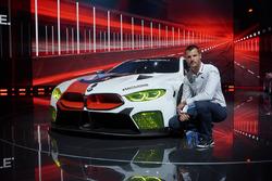 Dévoilement de la BMW M8 GTE