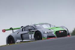 #2 Belgian Audi Club Team WRT Audi R8 LMS: Markus Winkelhock, Will Stevens