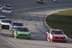 Ryan Reed, Roush Fenway Racing Ford and Darrell Wallace Jr., Biagi-DenBeste Racing Ford