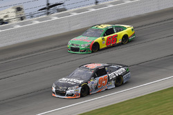 Michael McDowell, Leavine Family Racing Chevrolet, Timmy Hill, Motorsports Business Management Chevrolet
