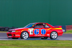 Nissan Skyline GT-R R32 GIO Group A 1992 года