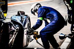 #11 Eurointernational, Ligier JS P3 - Nissan: Джорджо Мондіні, Давіде Убольді
