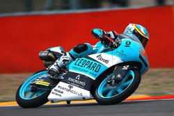 Aaron Polanco, Leopard Racing
