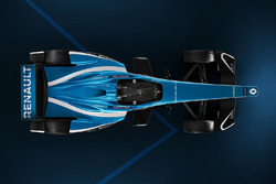 Designpräsentation: Renault e.Dams