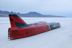 Weltrekordversuch: Venturi VBB-3