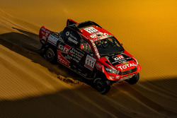 Giniel de Villiers, Toyota Overdrive