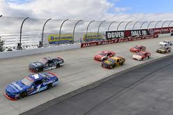 Elliott Sadler, JR Motorsports Chevrolet and Brennan Poole, Chip Ganassi Racing Chevrolet