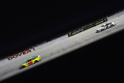 Timmy Hill, Motorsports Business Management, Chevrolet SS and Brad Keselowski, Team Penske Ford