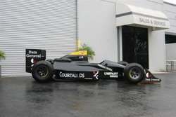 Tyrrell 017/4 Джонатана Палмера 1988 года