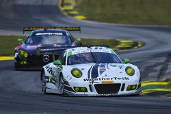 #50 Riley Motorsports Porsche 911 GT3R: Gunnar Jeannette, Cooper MacNeil, Patrick Long