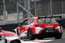 Даниэль Ллойд, Lukoil Craft-Bamboo Racing, SEAT León TCR
