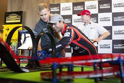 Андреас Міккельсен, Hyundai Motorsport, Отт Тянак, M-Sport