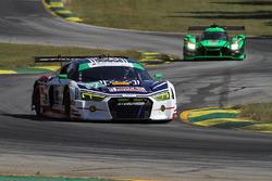 #57 Stevenson Motorsports Audi R8 LMS GT3: Ендрю Девіс, Лоусон Ашенбах, Метт Белл