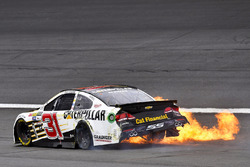 Ryan Newman, Richard Childress Racing Chevrolet crash