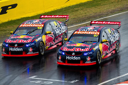 Paul Dumbrell, Triple Eight Race Engineering Holden, Shane van Gisbergen, Triple Eight Race Engineering Holden