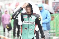 Хафіж Шахрін, Petronas Raceline Malaysia