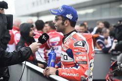 Обладатель третьего места Данило Петруччи, Pramac Racing