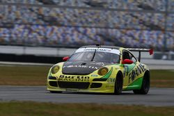 #17 Foametix Burtin Racing com Goldcrest Motorsports Porsche GT3: Jack Baldwin, Claudio Burtin, Mart