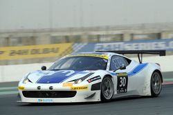 #30 Ram Racing Ferrari 458 Italia GT3: Cheerag Arya, Johnny Mowlem, Guy Smith, Gunnar Jeannette