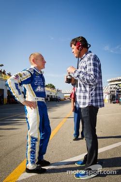 Mark Martin, Michael Waltrip Racing Toyota and Michael Waltrip