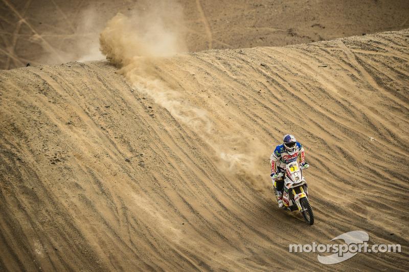 #7 KTM: Francisco Lopez
