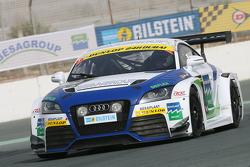 #89 Besaplast Racing Audi TT RS: Franjo Kovac, Martin Tschornia, Fredrik Lestrup, Wolfgang Kaufmann,