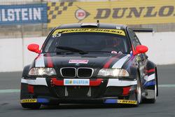 #63 JR Motorsport BMW E43 GTR: Pieter van Soelen, Harry Hilders, Koen Bogaerts, Bas Schouten