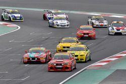 #77 DUWO Racing BMW M3: Frederic Schmit, Nicolas Schmit, Thierry Chkondali, Julien Quinonero, Yusif