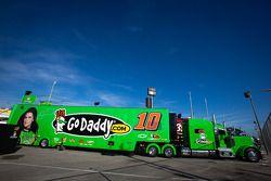 Le camion de Danica Patrick, Stewart Haas Racing Chevrolet