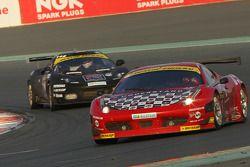 #16 AF Corse Ferrari 458 Italia GT3: Lorenzo Carvalho, Lorenzo Case, Marco Cioci, Mika Salo