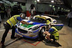 #60 Motionsport Lotus Elise: Pete Storey, Ben Gower, Ben Pitch, Simon Phillips
