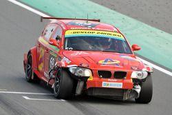 #69 DUWO Racing BMW 1 GTR: Frédéric Schmit, Maurice Faber, Freddy Nordstrom, Jean-Marie Dumont, Athanasios Ladas