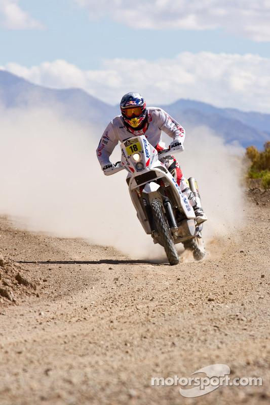 #18 KTM: Jakub Przygonski