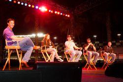 Forum Fan: Danica Patrick, Stewart Haas Chevrolet Racing, Kyle Busch, Joe Gibbs Racing de Toyota, Pa