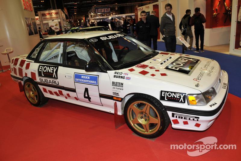 Subaru Legacy Ричарда Бёрнса